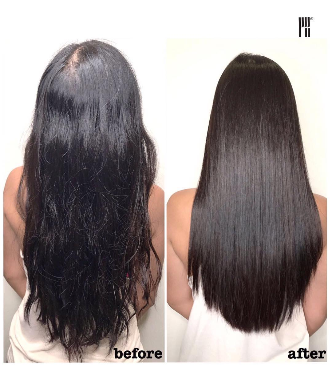 Keratin Treatment for Curly Frizzy Hair at Project Hair