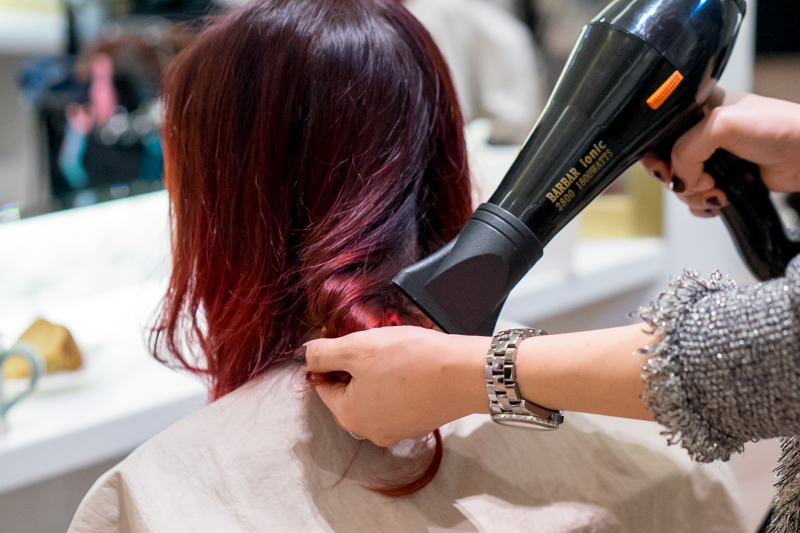 Paimore Hair Colour Suitable For Damaged Hair at The Beauty Emporium