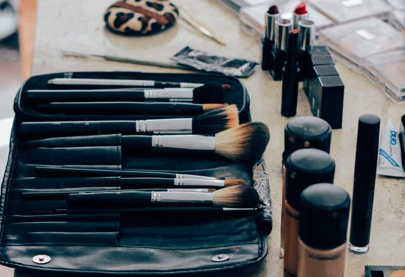 Makeup Brush Cleaning