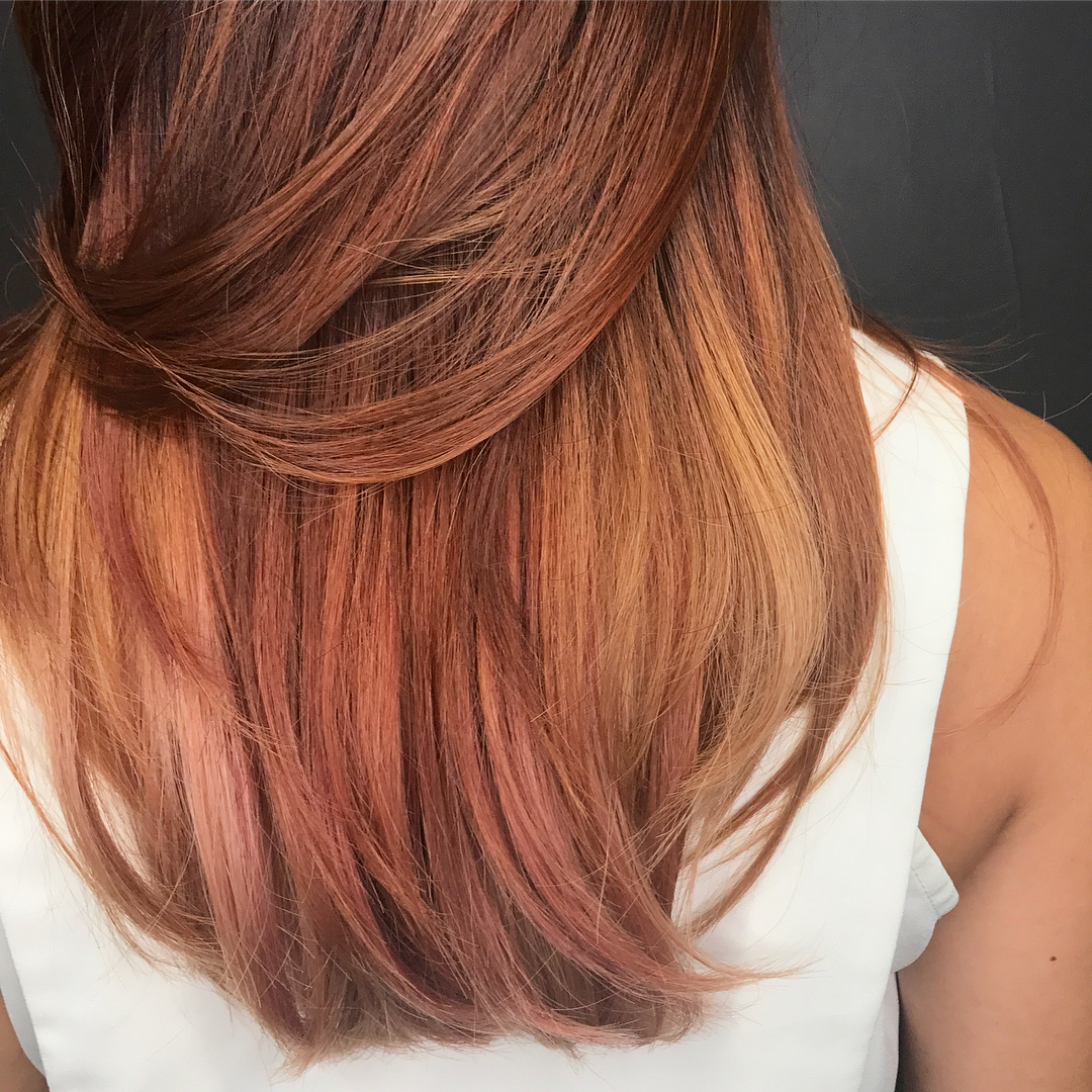 Warm Copper by Mane Made