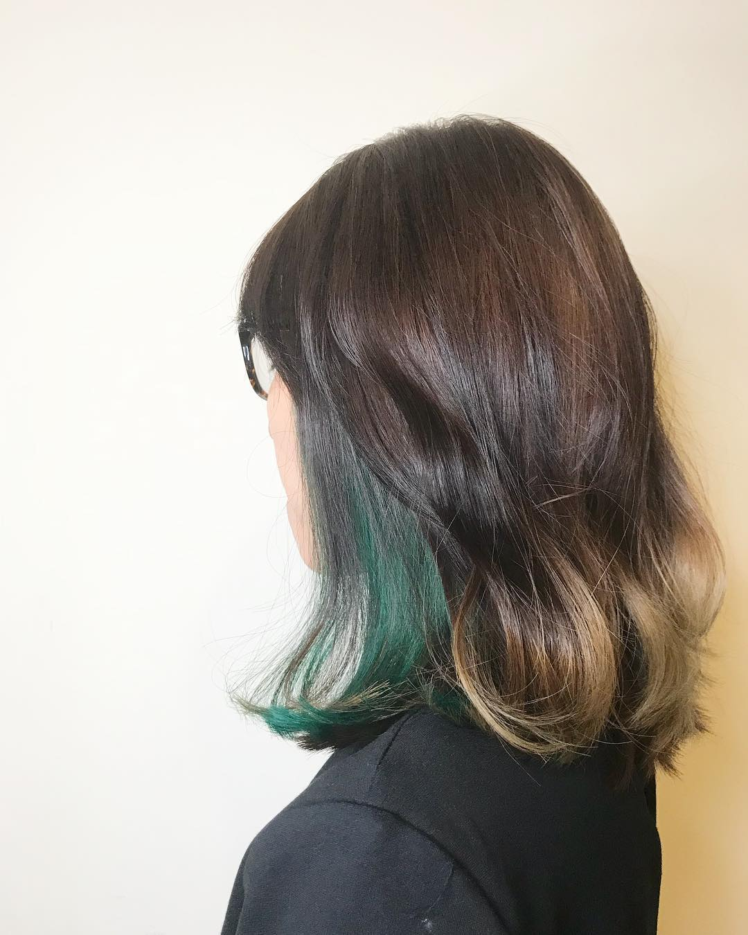 Green and Brown Highlights for Earth Ba Zi Element
