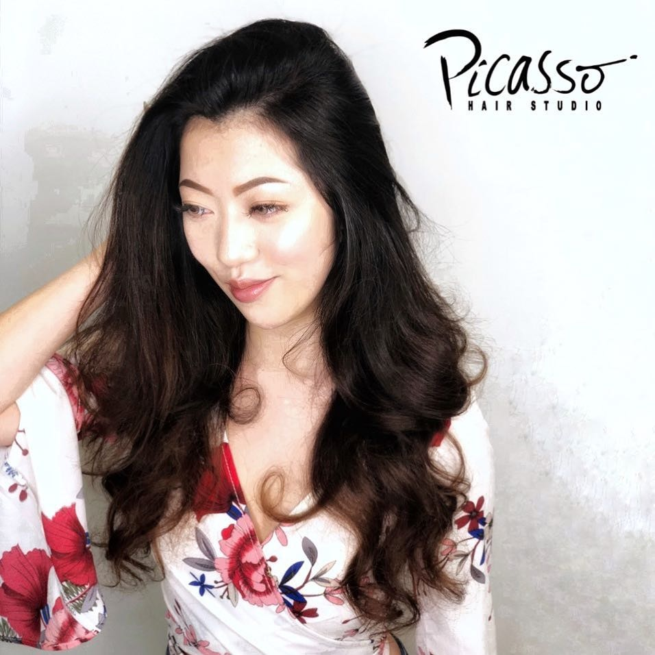 Sexy S Curl Perm by Picasso
