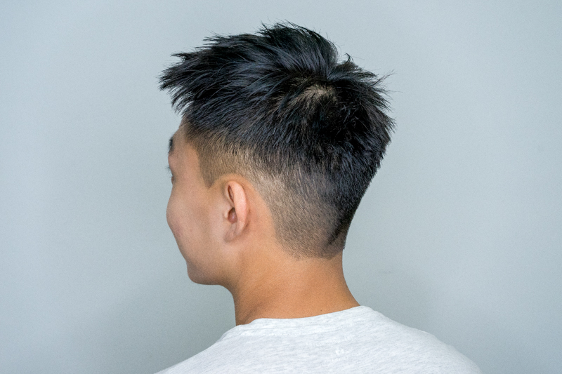 How I Look After Men's Haircut at Mane Made