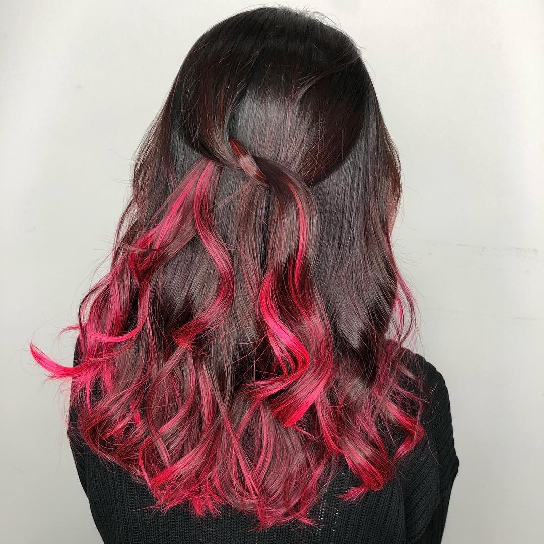 Red Highlights by 99 Percent