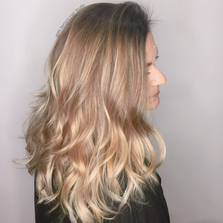 Blonde Highlights by 99 Percent