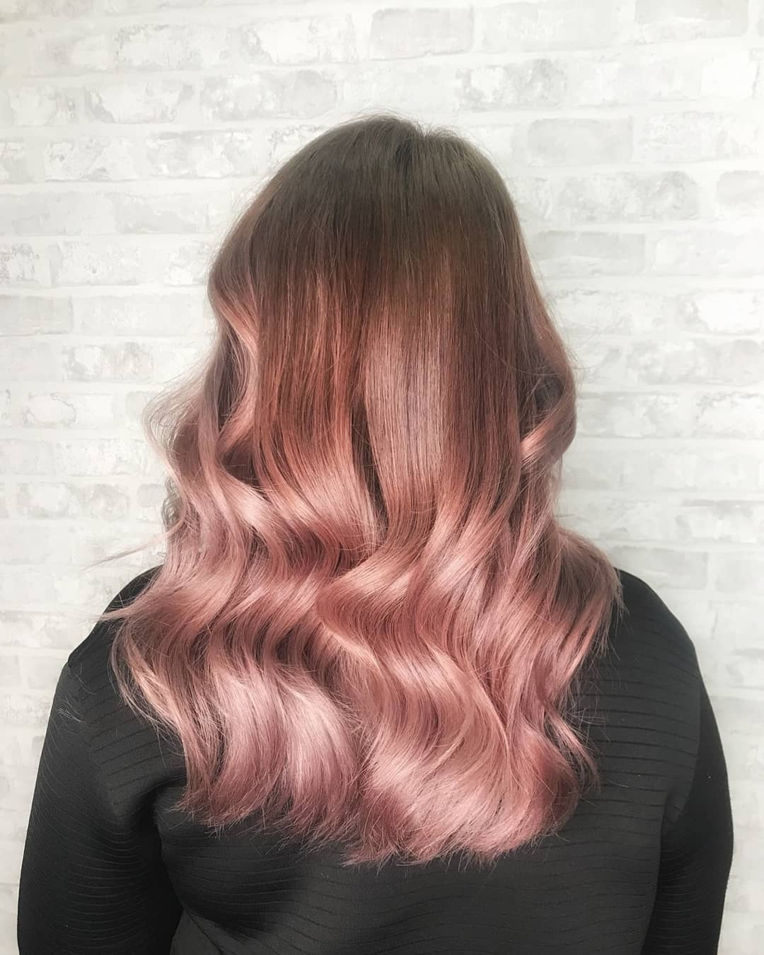 Rose Gold Ombre by Samantha From Full House