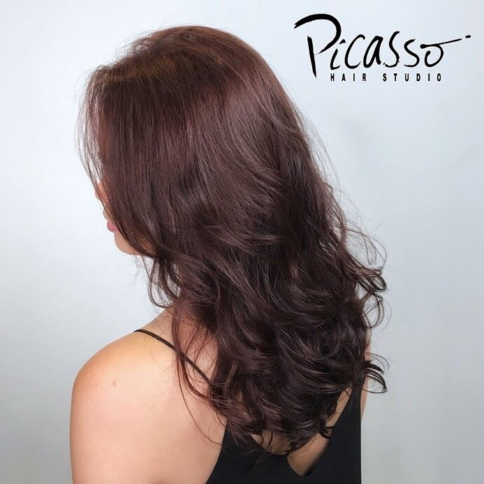 Volume Perm by Picasso Hair Studio