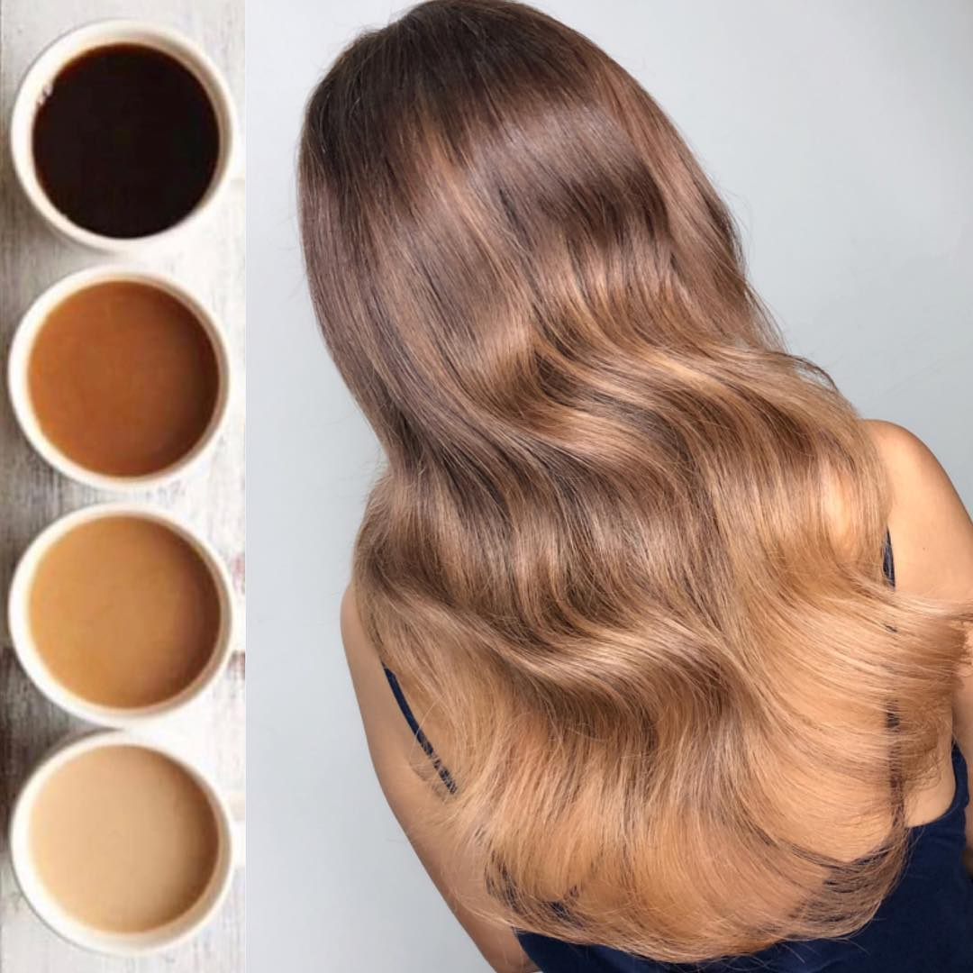 Get Bright Hair Colour During School Holiday