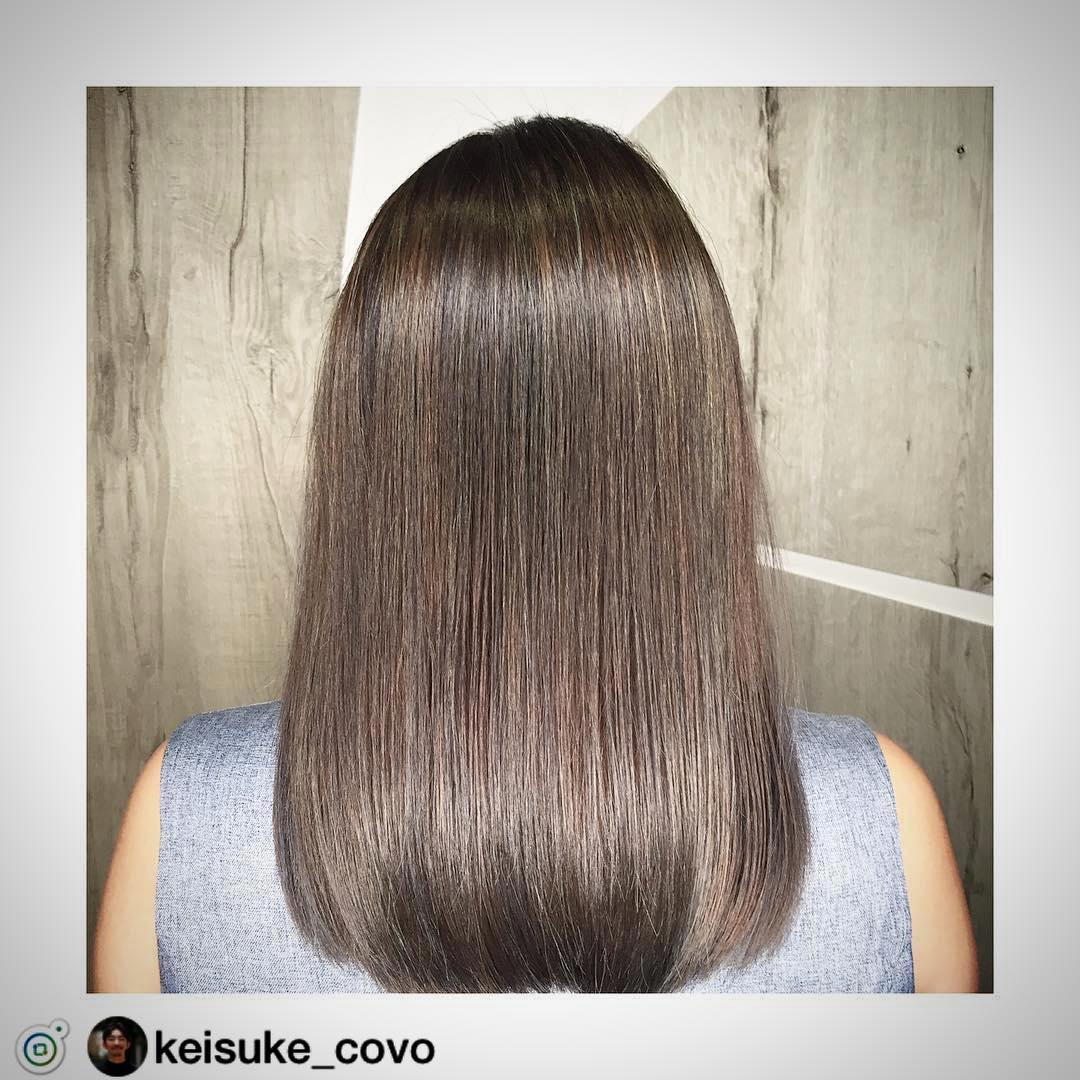 Office Friendly Brown Hair Colour by COVO