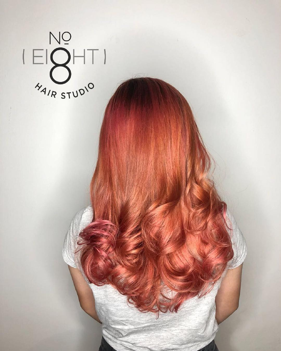 Copper Red Hair Colour for Rabbit Zodiac Sign