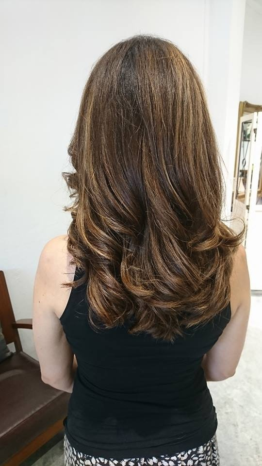 Blonde Balayage Suitable for Busy Women at Koinonia Salon