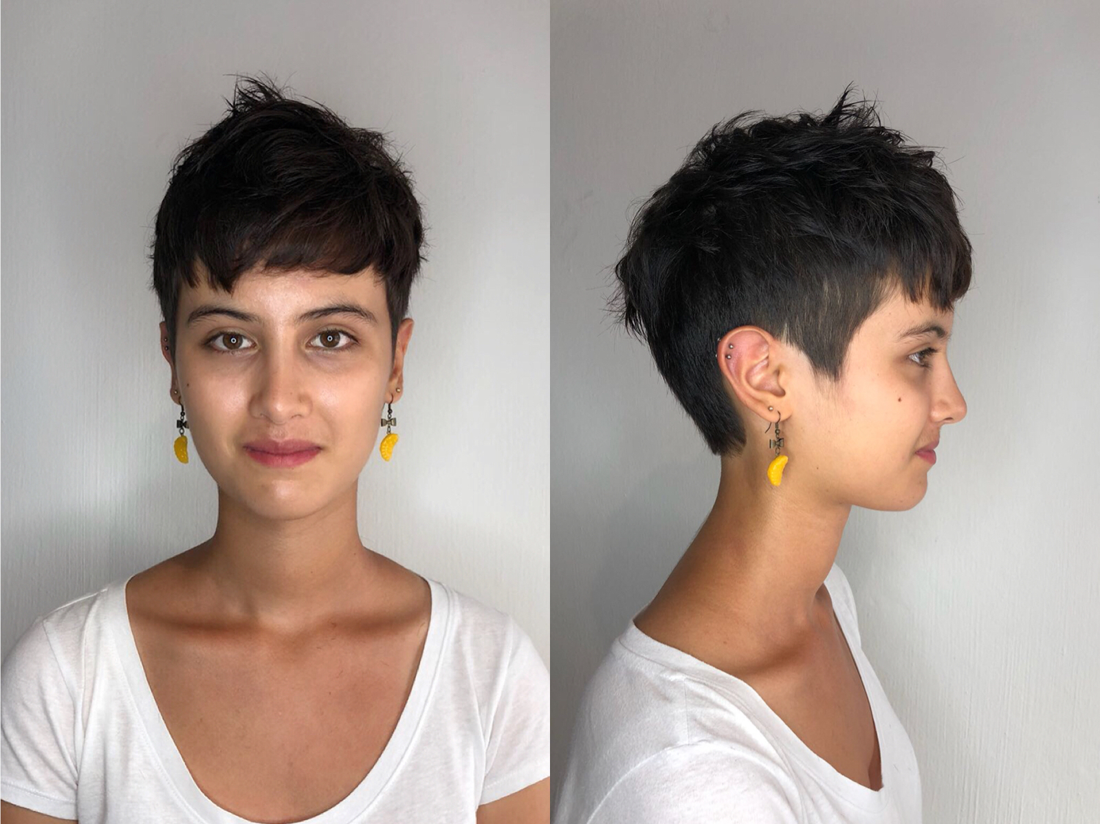 Pixie Haircut at Act Point