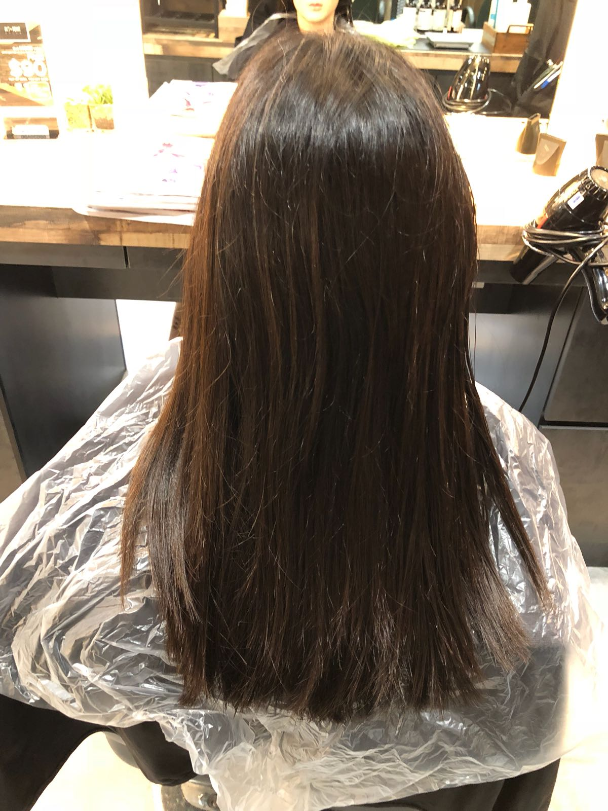 Fine and Thin Hair Suitable for Paimore Grats Perm
