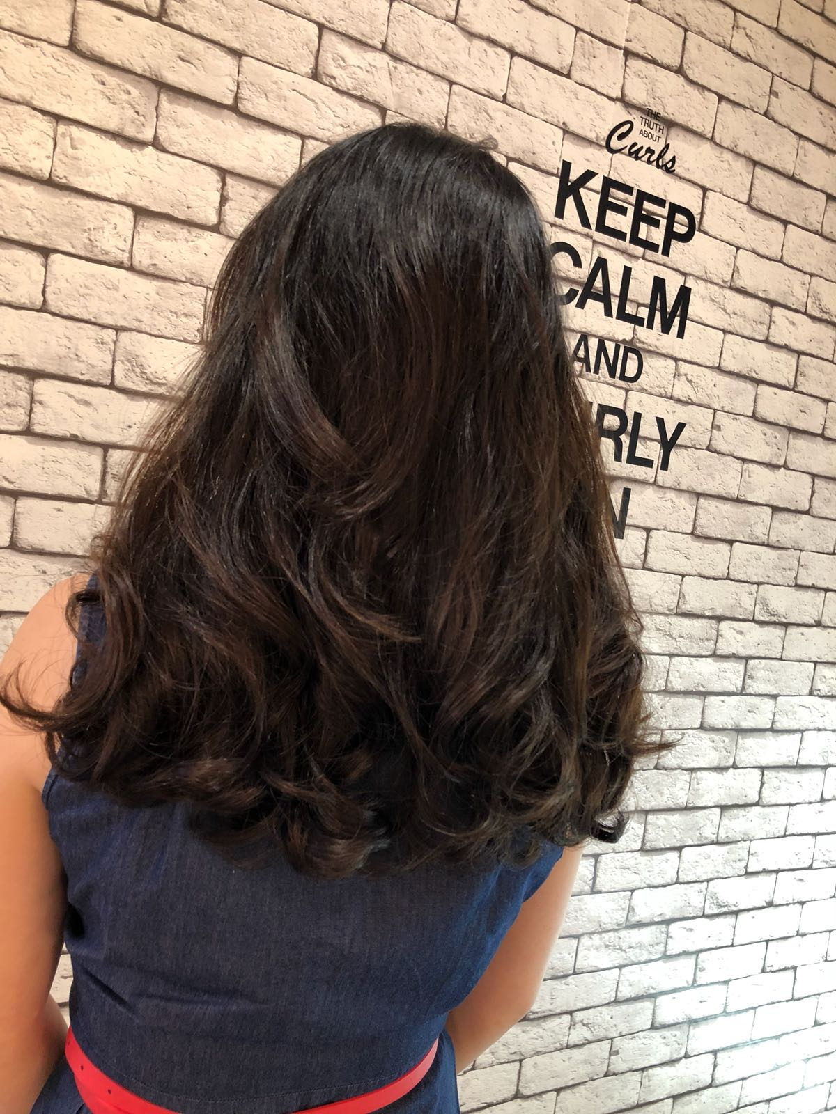 Paimore Grats Perm on Thin Hair