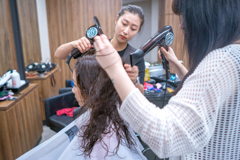 Blow Dry at Style NA