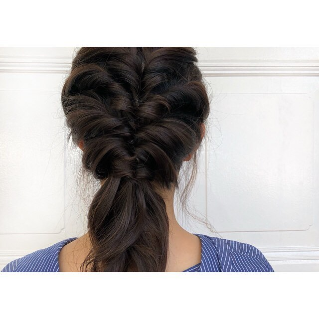Braided Styling by Bump by AVENTA
