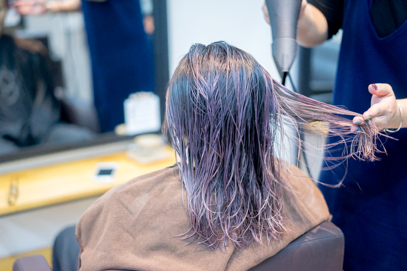 Blow Dry and Styling at 99 Percent Hair Studio