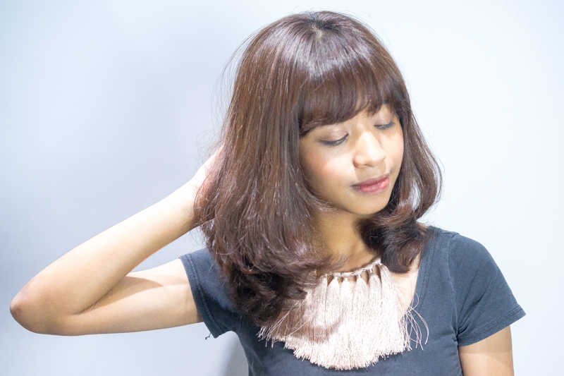 How I Look After Low Damage Paimore Grats C Curl at Michaela Japanese Hair Salon