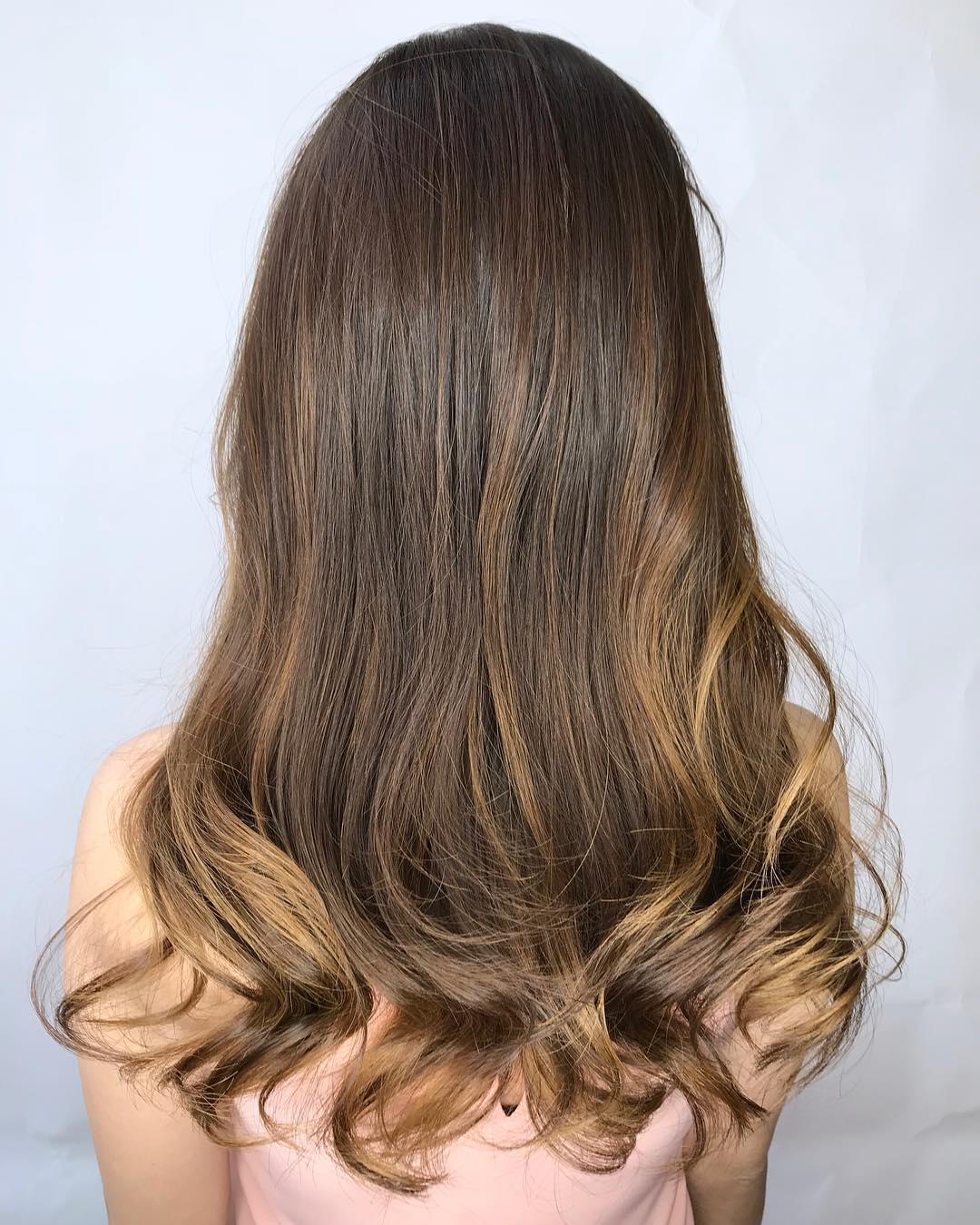 Blonde Highlights by Walking on Sunshine