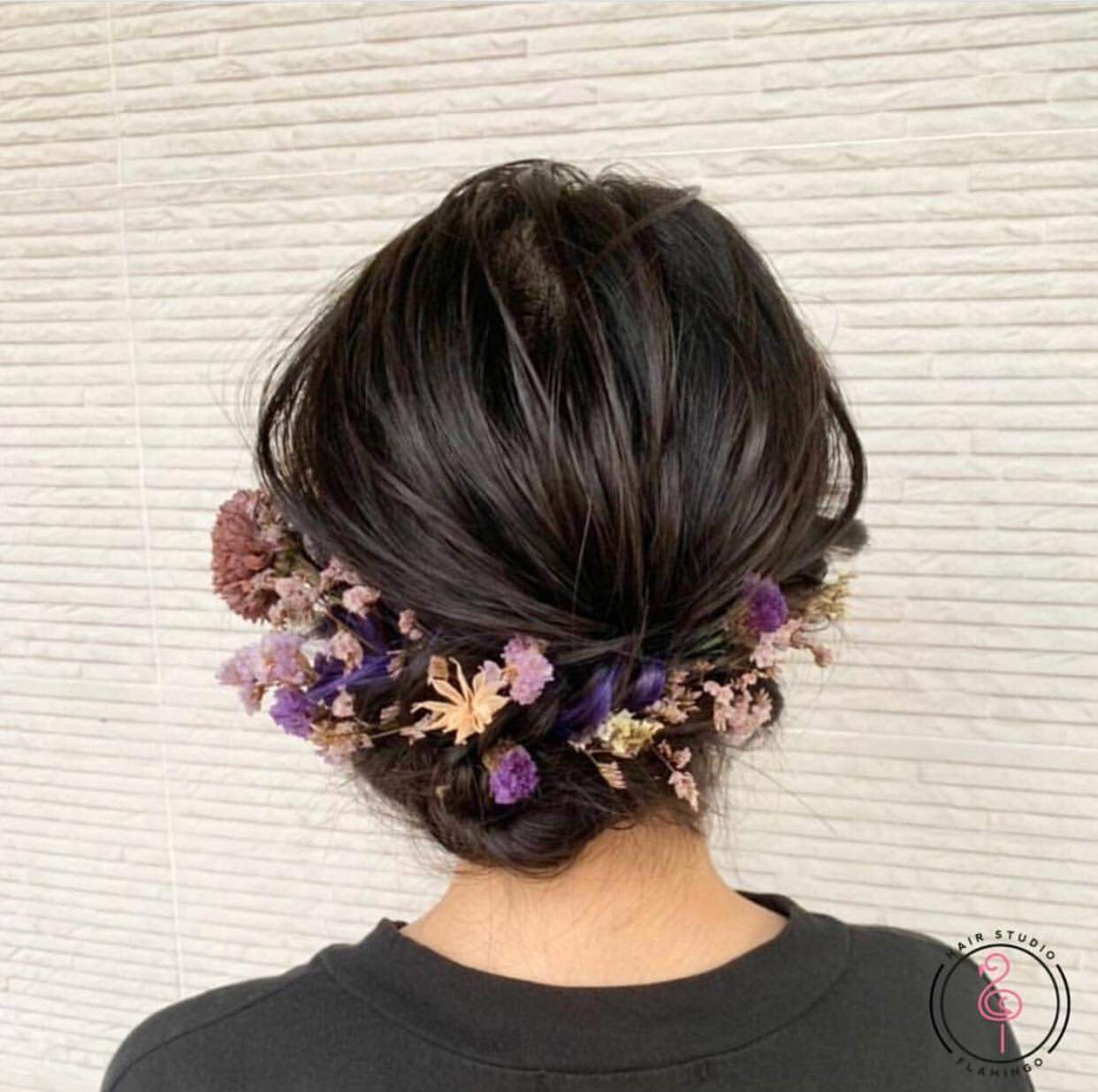 Creative Updo and Hair Styling by Flamingo Hair Studio