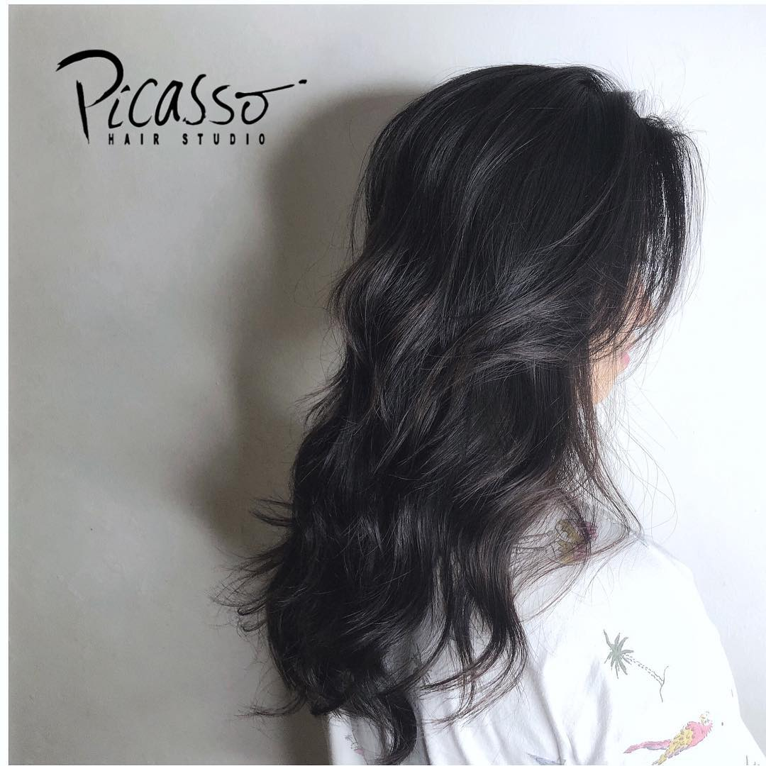 Easy Maintenance Perm at Picasso Hair Studio