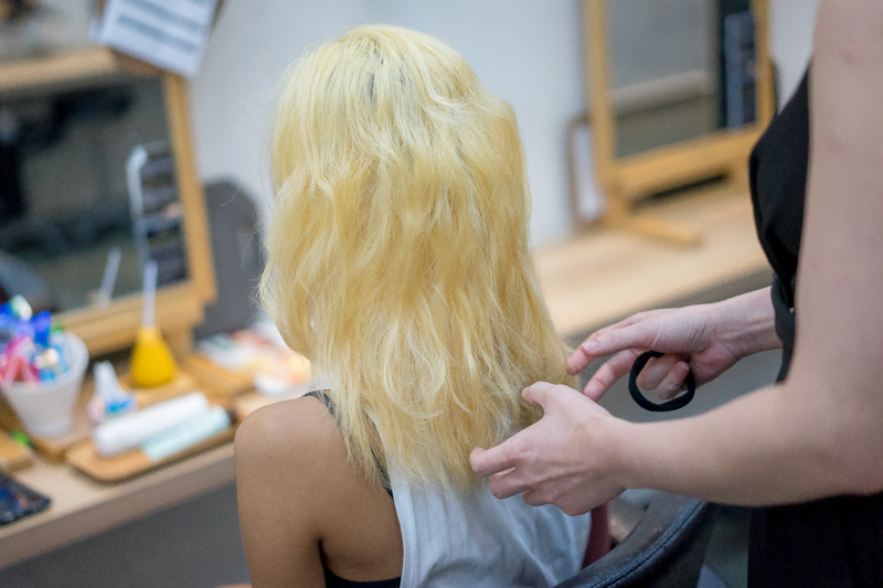 Hair Bleaching with Guy Tang's Mydentity at Picasso Hair Studio
