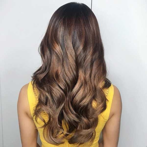 Brown Balayage by Chez Vous