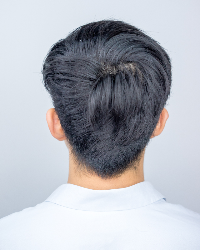 Before Volume's Perm at Pro Trim
