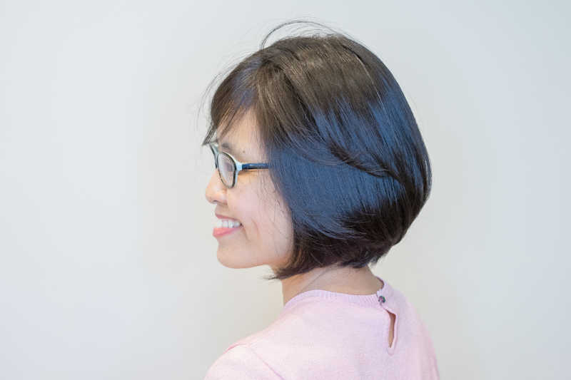 How I Look After Getting Volume Rebonding at The Space Korean Hair Salon