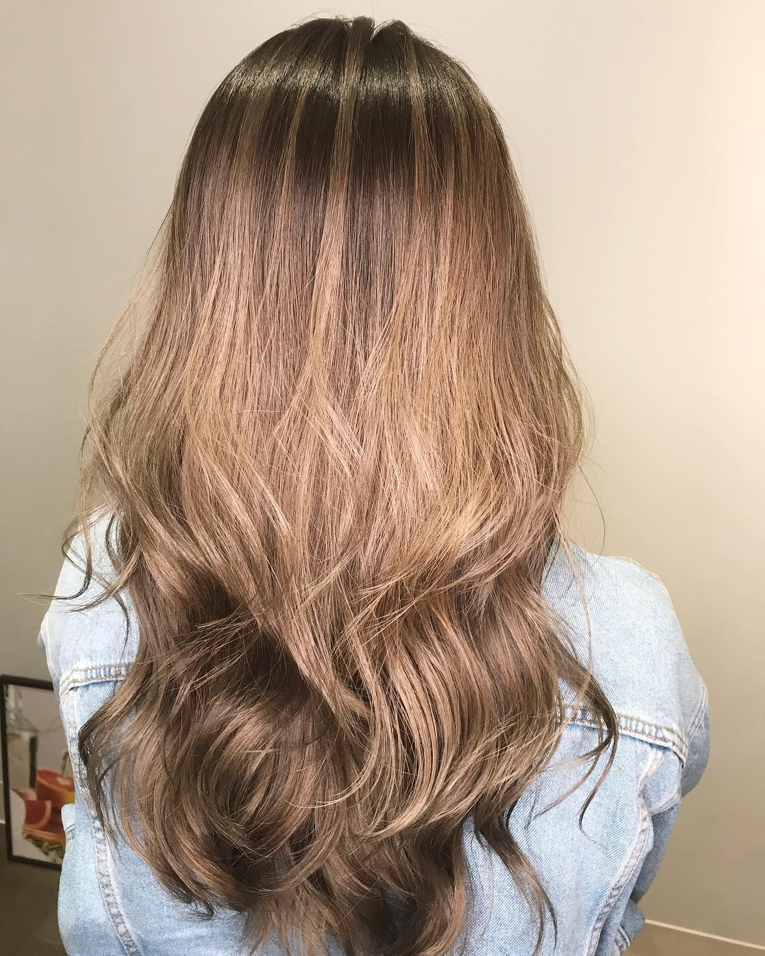 Brown Hair Colour by Ken from Threes