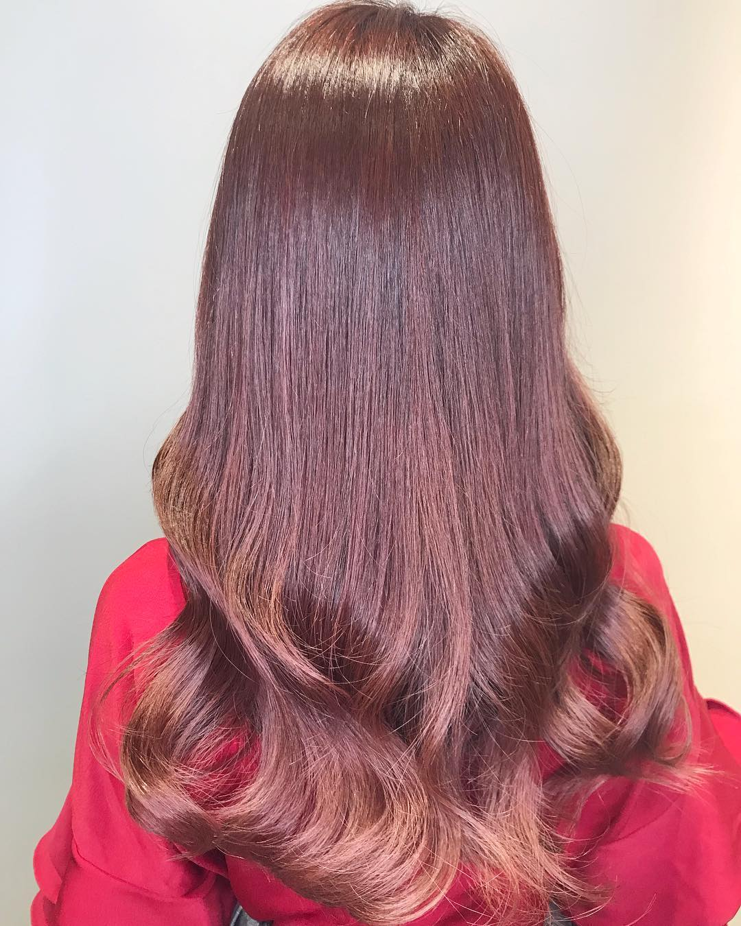 Red Hair Colour by Ken from Threes