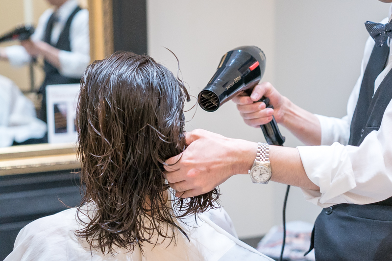 Blow Dry at Branche Hair Salon