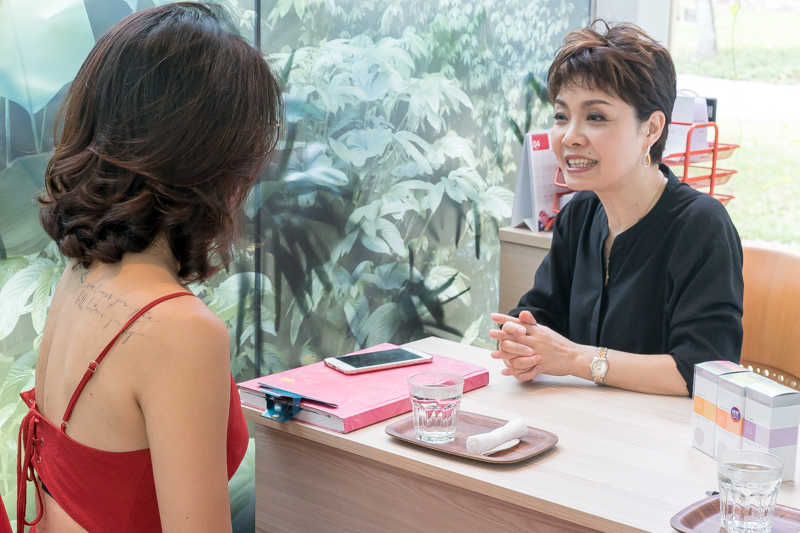 Consultation at The Bund Beauty