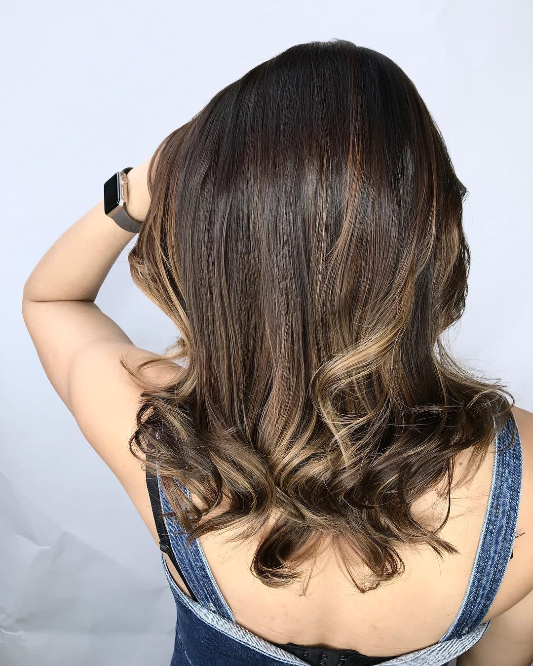 Blonde Highlights by Preston from Walking on Sunshine