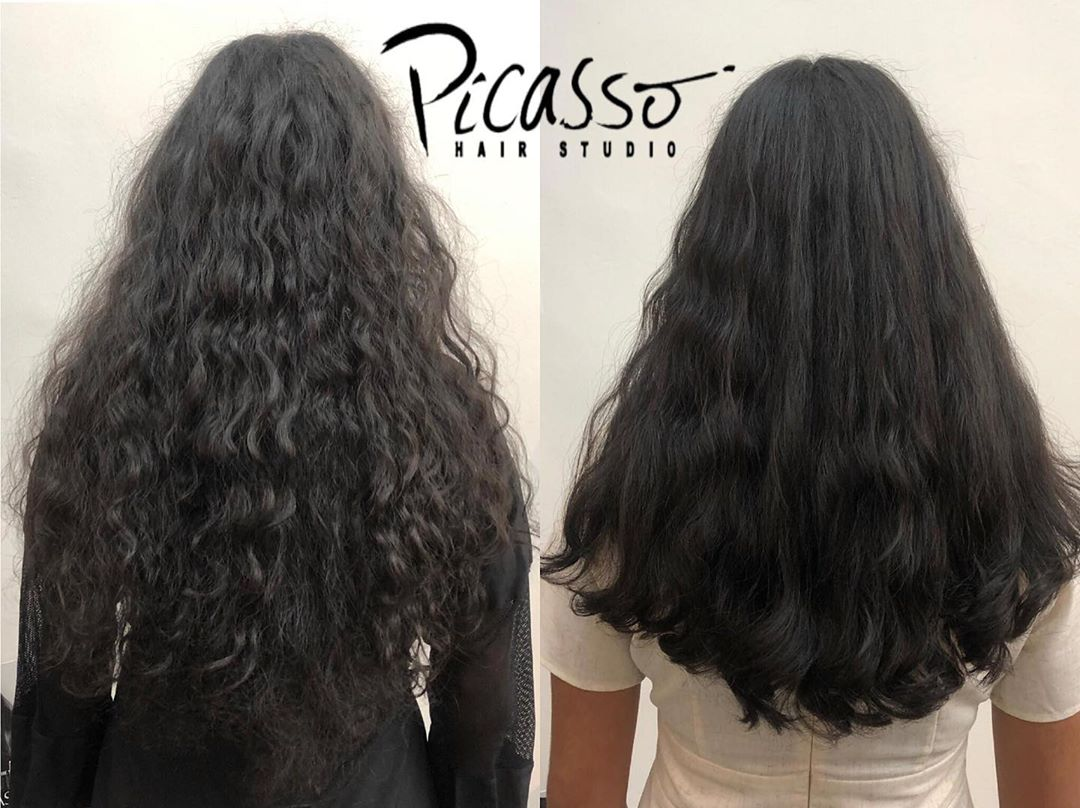 Hair Treatment For Curly Hair by Picasso Hair Studio