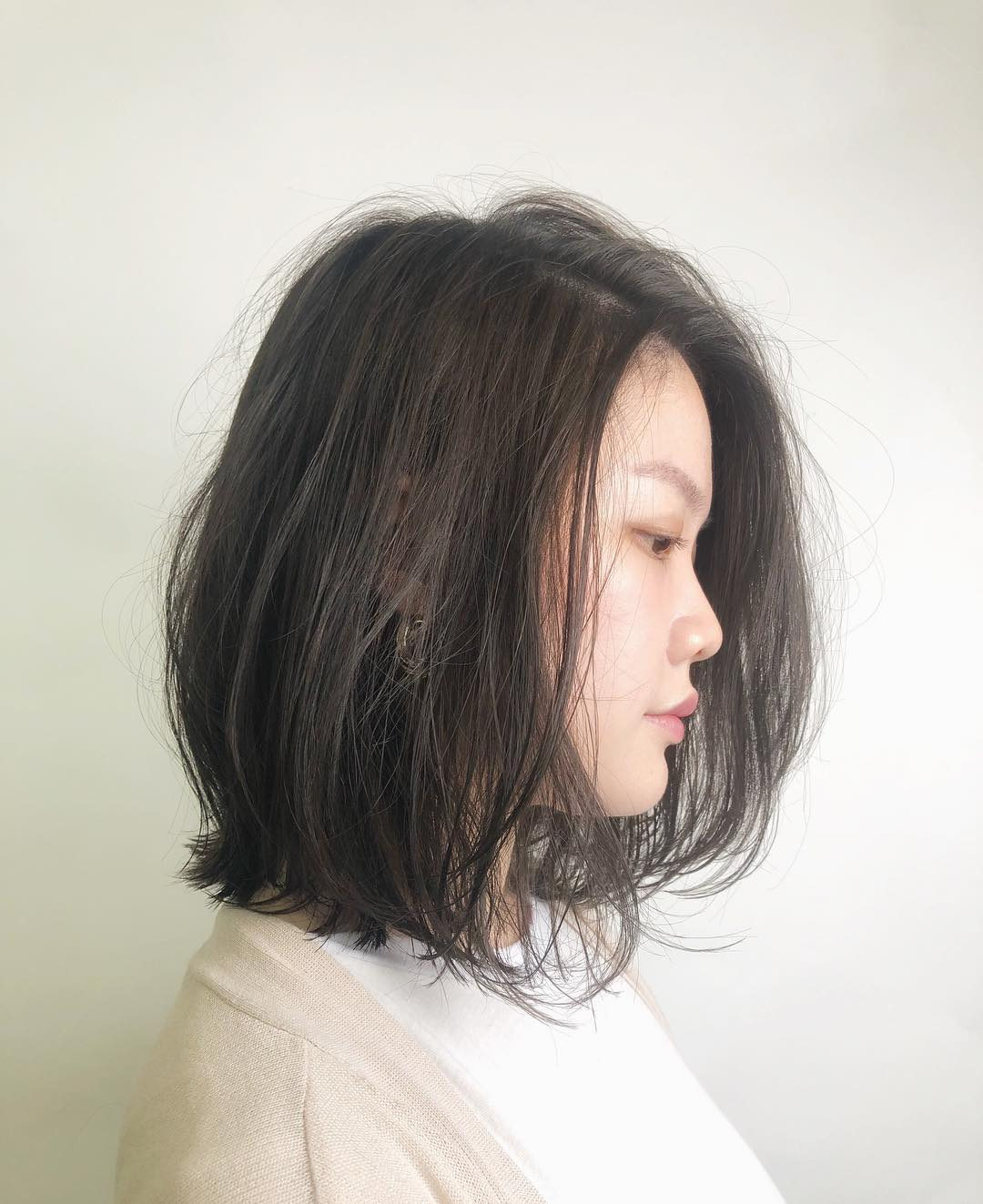 Cut + Perm (Chiho) by Fluxus House