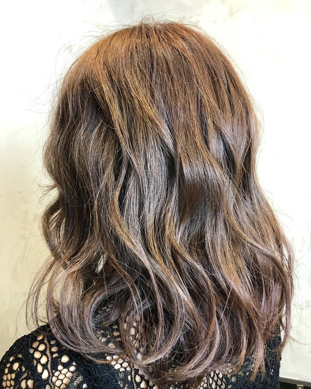 Brown Hair Colour by Keith From Bump