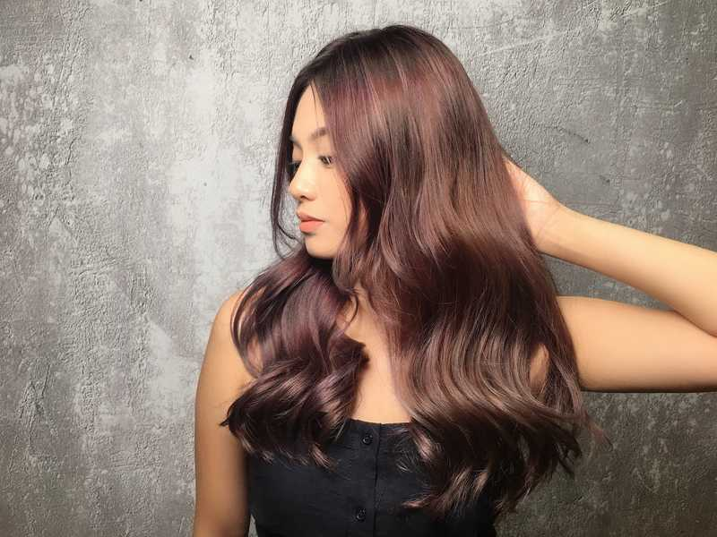 Magenta Brown by Full House
