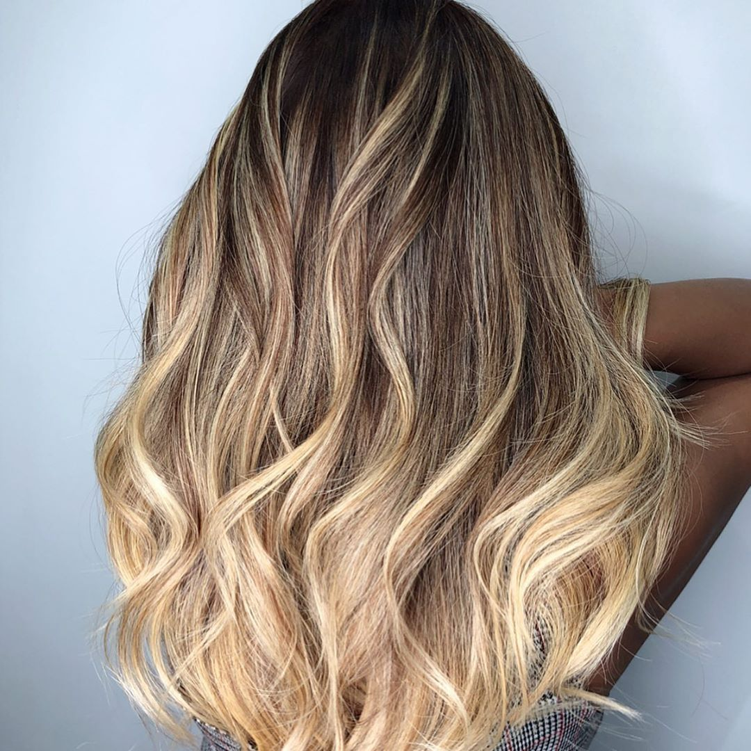 Blonde Highlights by Chez Vous