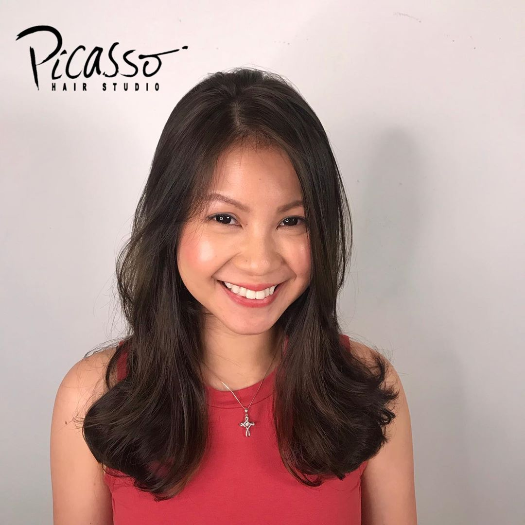 Mermaid Wave Perm by Zi Wei from Picasso Hair Studio