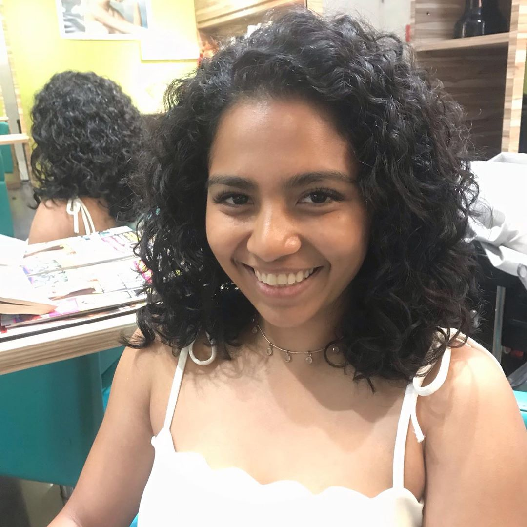 Textured Haircut for Natural Curl by Ann's Studio