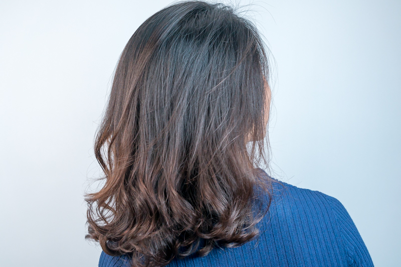 Refreshed and Healthy Scalp After Scalp Treatment at 99 Percent Hair Studio