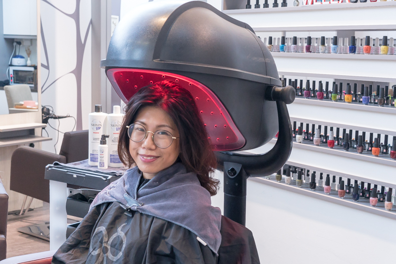Scalp Cleansing with Nioxin at 99 Percent Hair Studio