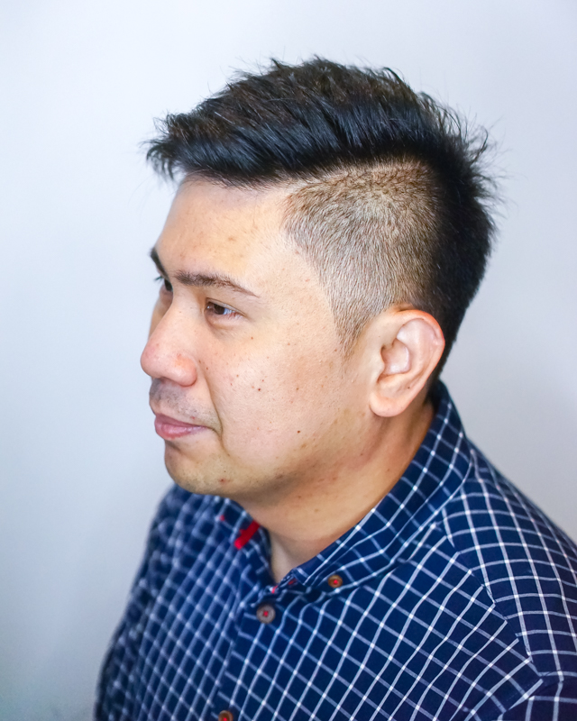 Men Haircut for Thinning Hair by Celia from Do My Hair