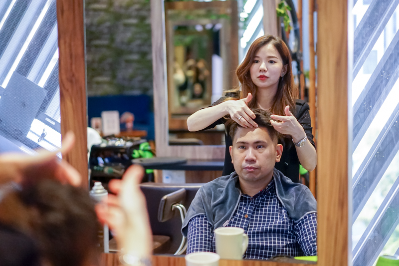 Men Styling at Do My Hair