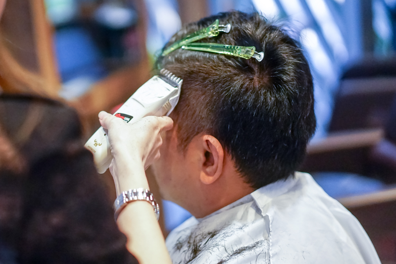 Men Hair Shave and Haircut by Do My Hair