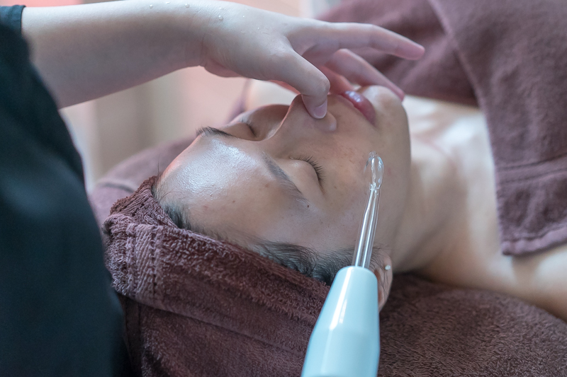Facial Disinfection at The Bund Beauty
