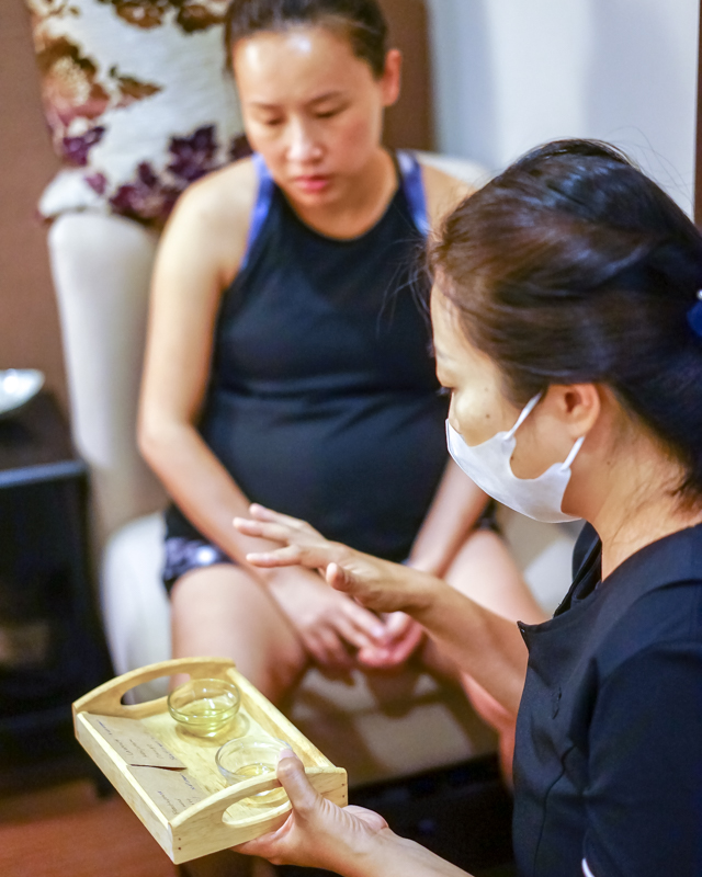 Skin Consultation for Pregnant Ladies at Organics Beauty