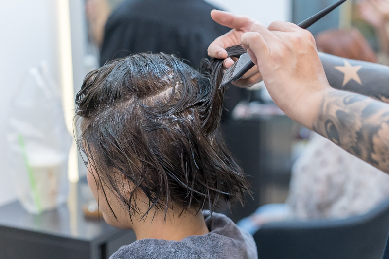 Hair Treatment After Colour at Mane Made
