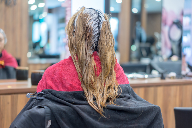 Root Bleaching at Style NA